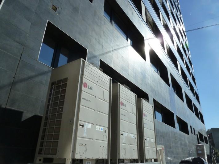 Duże instalacje klimatyzacji VRF